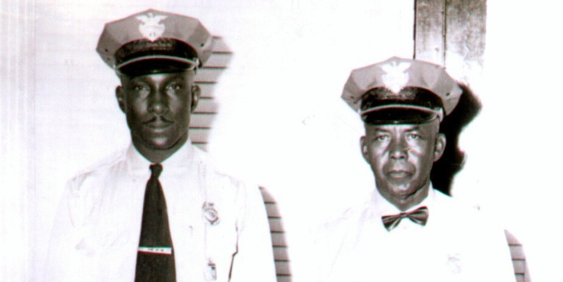 1949 Earnest Smith and Mack Sanders
