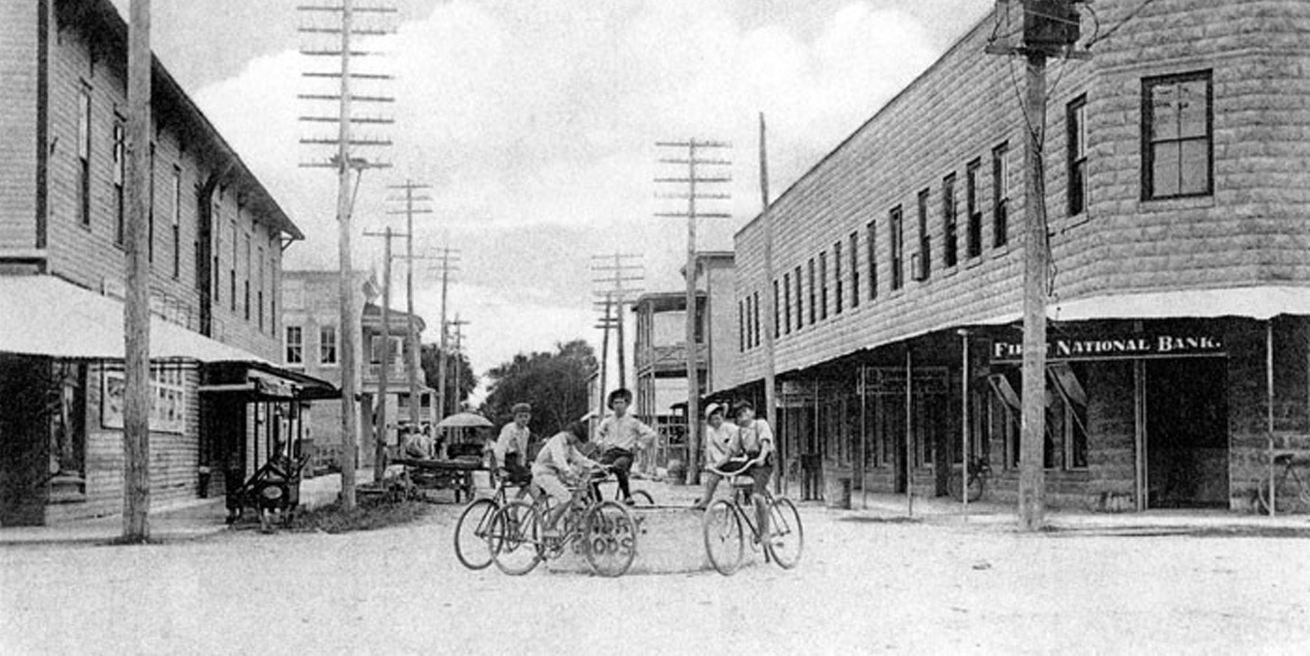 Downtown 1908