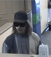 Fifth Third Bank robber