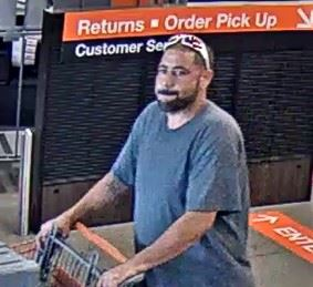 Home Depot Suspect 2 - Forum