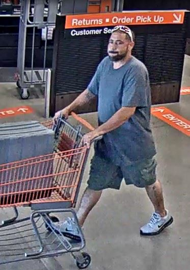 Home Depot Suspect1 - Forum